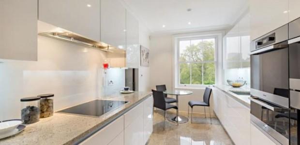 33-34 Eccleston Square, Pimlico, London, SW1V (Kitchen)