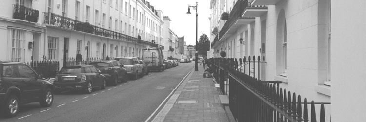 Structural surveys in central London