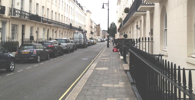 property in Belgravia