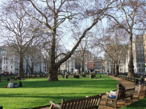 berkeley square, mayfair london