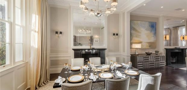 Eaton Place, Belgravia, London, SW1X (Dining Area)