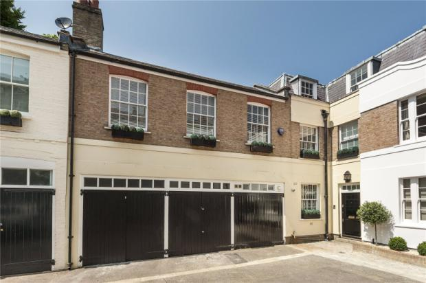 BURTON MEWS, BELGRAVIA, LONDON, SW1W