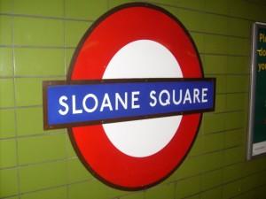 Sloane Square station