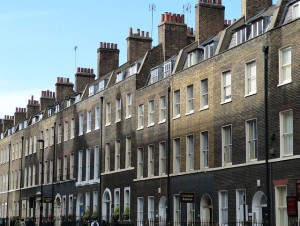 New data from Land Registry shows number of homes in England and Wales that sold for £1m drops 21% but regions see property prices edge higher.