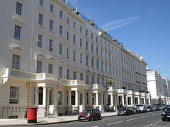 Land Registry data reveals London property values jump 9.6% in year to September as house price gap across England and Wales widens to £400,438