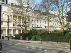 Margaret Thatcher's Belgravia home on market after update