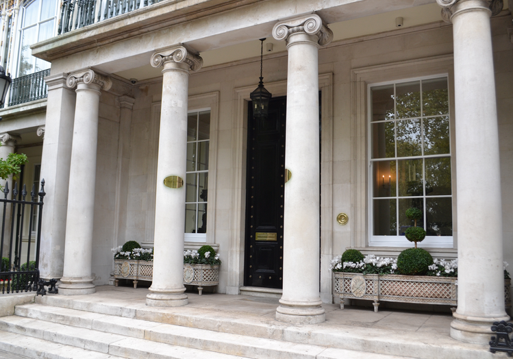 £1bn of Mayfair property owned by investors from Qatar