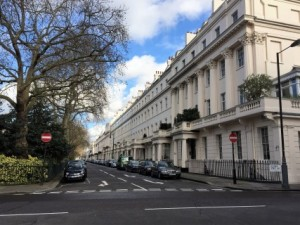 How to calculate yield on a buy-to-let property in Belgravia