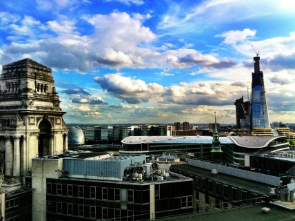 sky lounge london