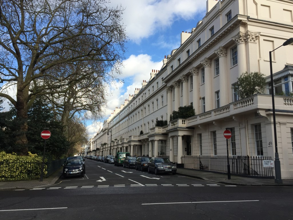 Latest data on UK House Prices (HPI) reveals prime central London values