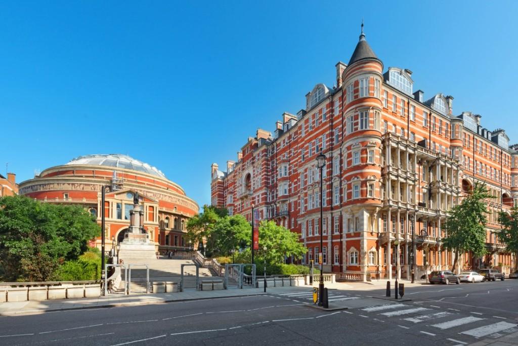 A brief history of South Kensington