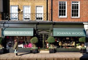 Joanna Wood Interior Design Shop, Elizabeth Street